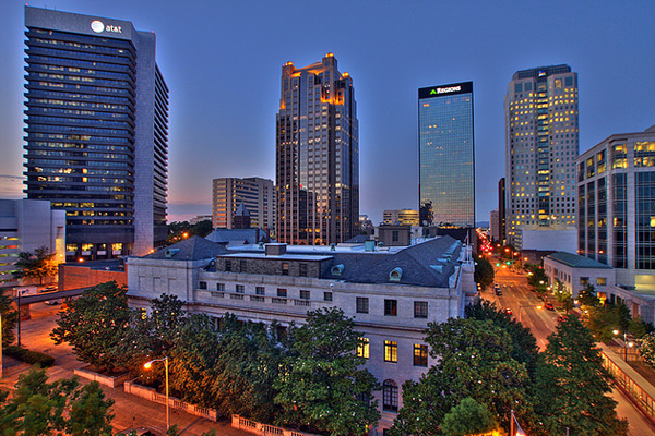 Buildings serviced by our property management firm in Birmingham, AL